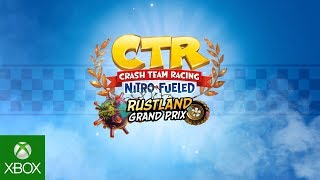 Crash Team Racing Nitro-Fueled | Rustland Grand Prix Trailer