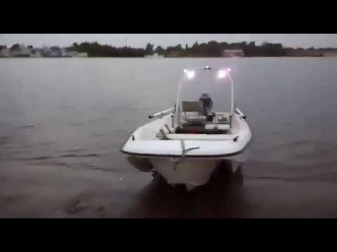 обзор лодки кайман 300