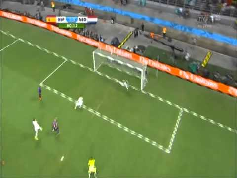 Arjen Robben Amazing Goal | Spain 1 5 Netherlands | FIFA WORLD CUP 2014