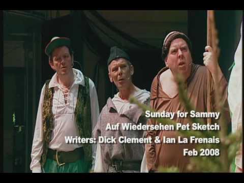 Sunday For Sammy 2008 - Auf Wiedersehen, Pet Sketch