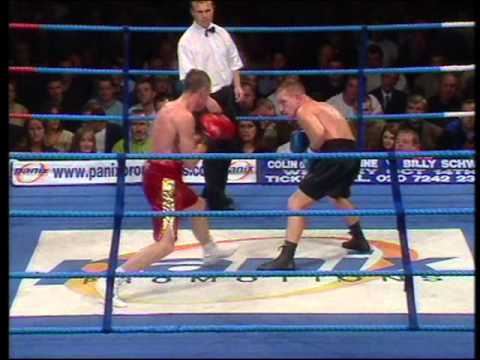Colin Lynes vs Karl Taylor