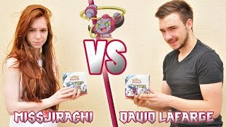 # DOUBLE OUVERTURE 3 # De 2 Displays Pokémon XY ORIGINES ANTIQUES ! DAVID LAFARGE VS MISSJIRACHI !