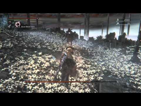 Gherman, The First Hunter - Bloodborne