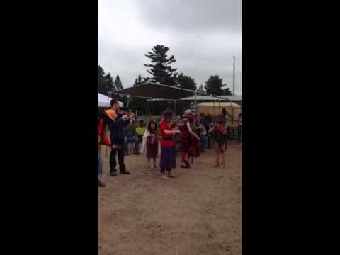 Northwoods Strings Cable, WI flashmob