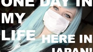 My Life in Japan- School and Shopping!