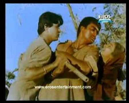 Aggressive Sunil Dutt - Mother India