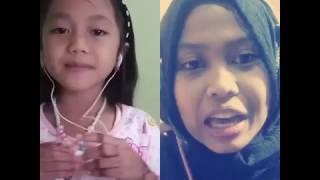 Download Lagu Keren ampar ampar pisang smule Kayla ft Latifah Gratis STAFABAND