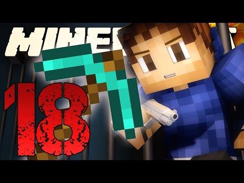 ULTIMATE PICK AXE PURGE AND CASH Minecraft Prison: JAIL BREAK EPISODE 18