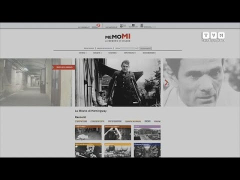 memoMI - Una web tv per conoscere Milano