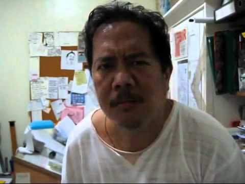 Creepy Asian Guy Smiles At Camera! Pedo Smile Lol video