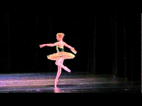 Juliet Doherty - Variation from La Esmeralda YAGP Music Videos