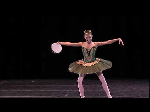 Juliet Doherty - Variation from La Esmeralda YAGP