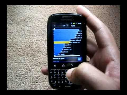 motorola i485 video clips