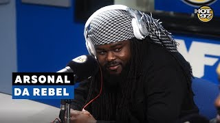 ARSONAL DA REBEL | FUNK FLEX | #Freestyle139