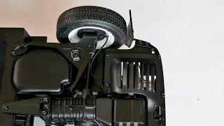 33. Fiat 126p + Niewiadów N126 - Numer 33 - DeAgostini 1:8