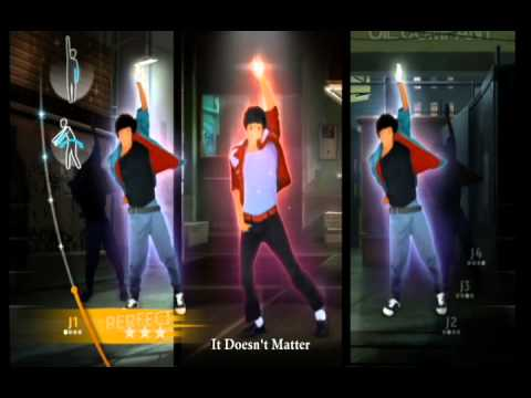 Michael Jackson : The Experience : Beat It