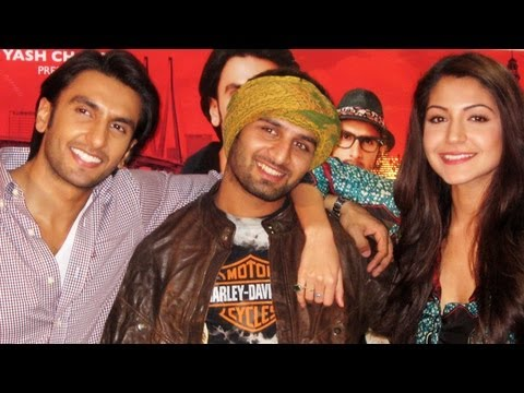 Meet 'n' Greet With Ranveer & Anushka - Ladies Vs Ricky Bahl