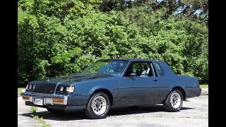 1987 Buick Regal T-Type ***FOR SALE***