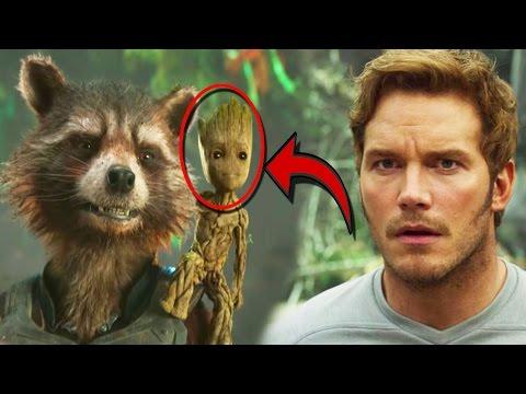 Lo que no viste esto en los Guardianes de la Galaxia Vol. 2- Guiños y Easter Eggs