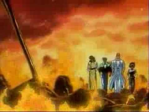 Yu Yu Hakusho Ending video
