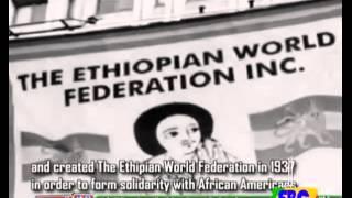 Ethio american relationship