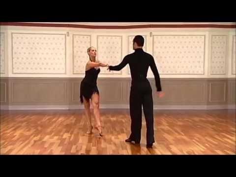 Бальные танцы, Ча ча ча