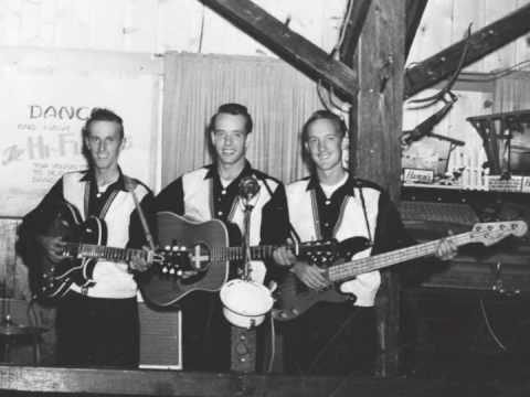 Gib Guilbeau, Wayne Moore, Ernie Williams&Darrell Cotton