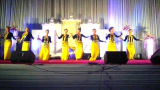GALO MODERN DANCE(KAI LIMA) BY DOPI KAMKI AND HER PARTY