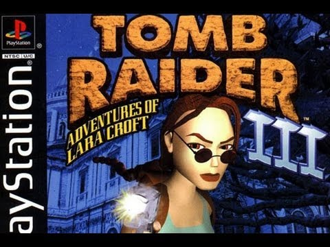 CGRundertow TOMB RAIDER 3 for PlayStation Video Game Review