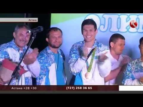 Казахстанские олимпийцы теперь на колёсах