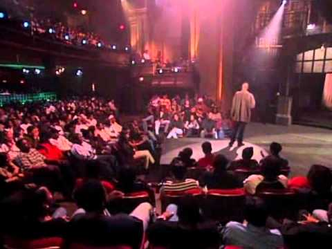 Dave Chappelle Def Comedy Host