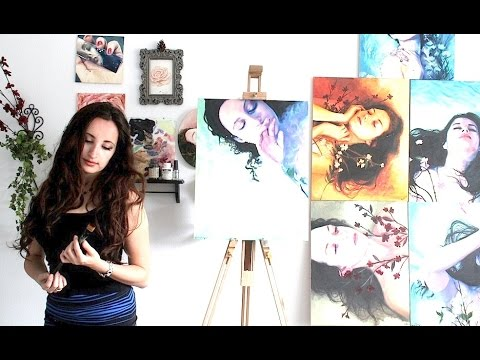Art Talk: Making income on the internet? my experience & advice