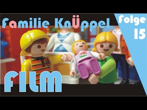 Die Geburt Playmobil Film deutsch / Kinderfilm / Kinderserie Baby schwanger
