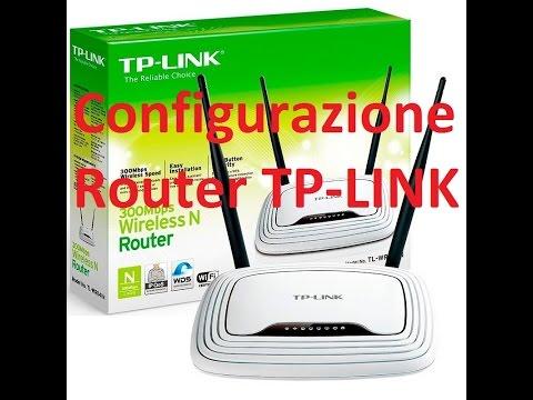 Configurazione Router TP-LINK