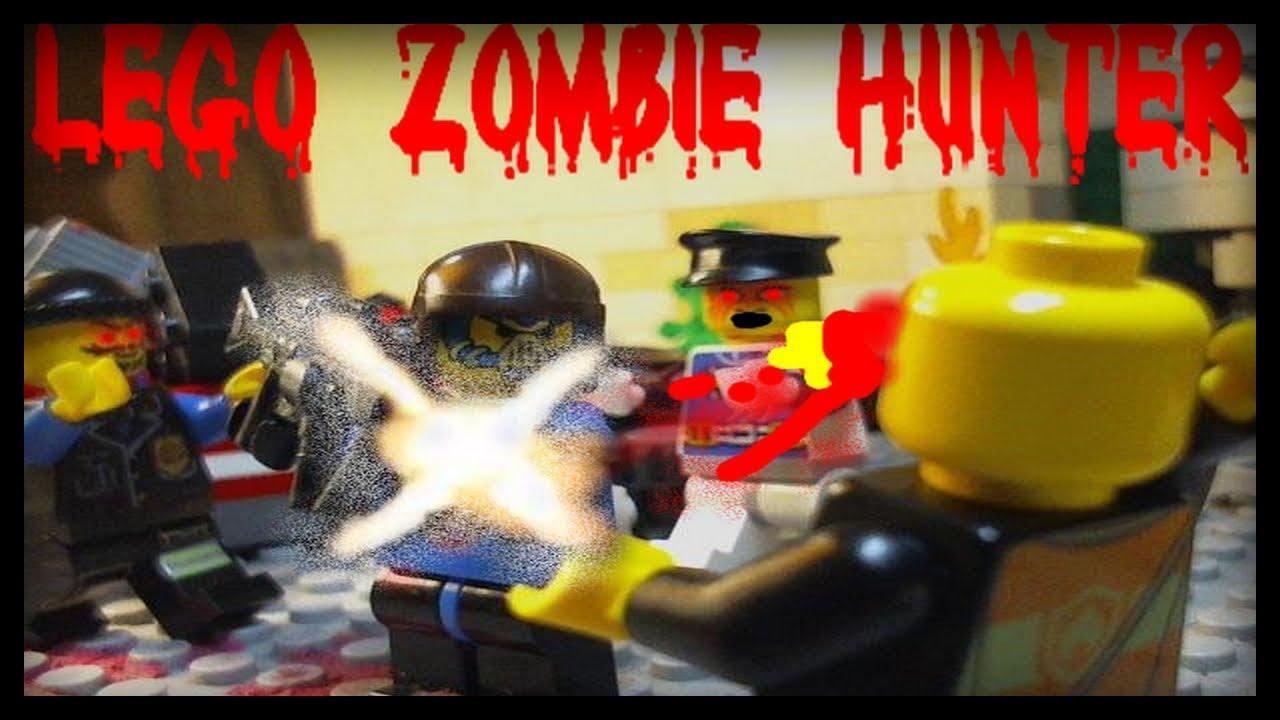 Lego zombie hunter 2:z...