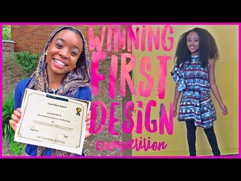 First Year of Fashion School| Fashion design Life Ep 4