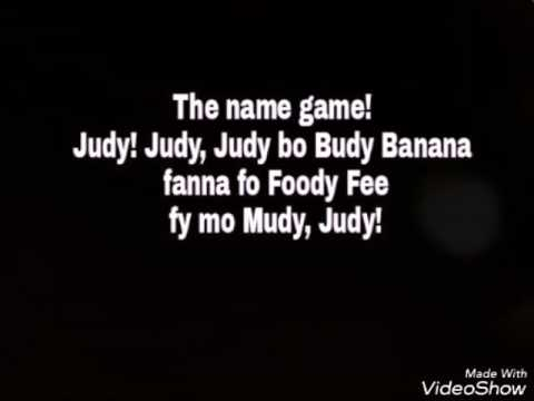 American Horror Story(Asylum)-The Name Game with lyrics.