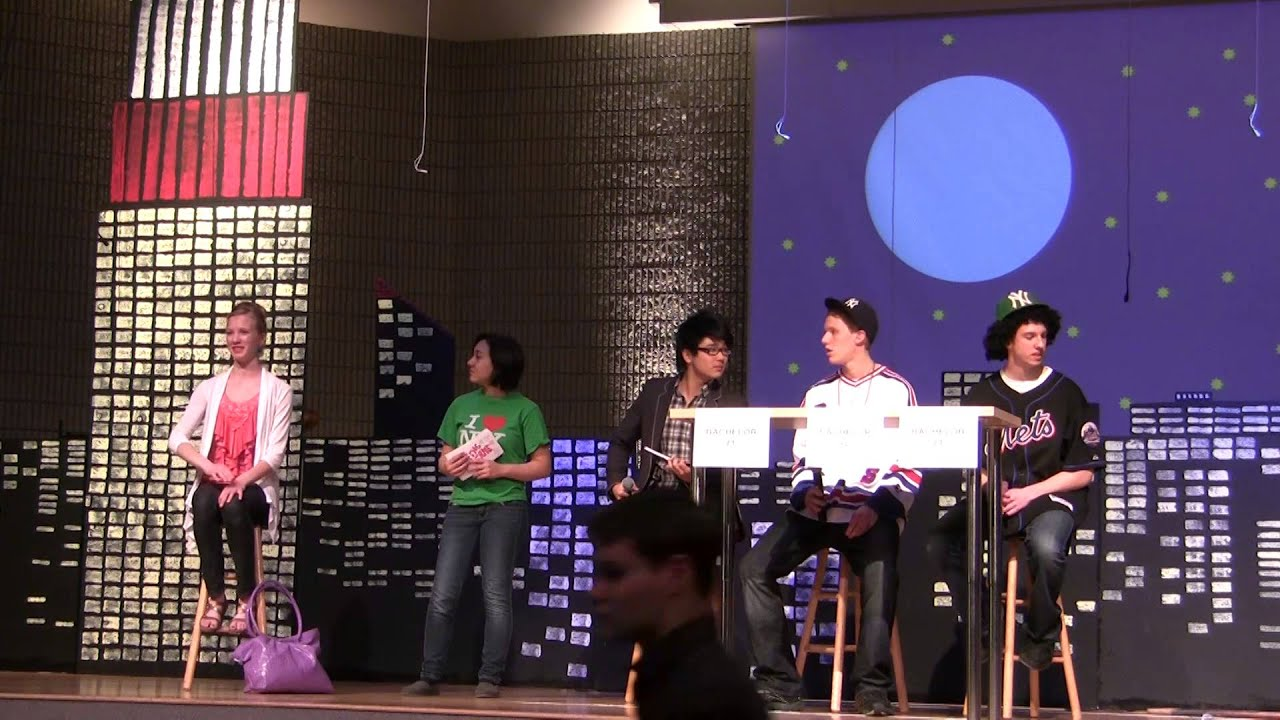 Funny dating game skit