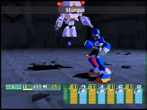 [PC][PS2][Test] Run Megaman X Command Mission (USA) with PCSX2 1.0.0