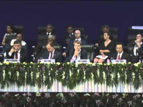 Prime Minister Narendra Modi's speech at Vibrant Gujarat Summit 2015