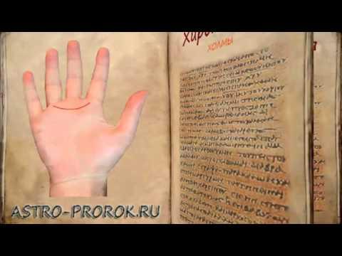 Хиромантия - холм Солнца Аполлона, линии, знаки и влияние (часть 12)