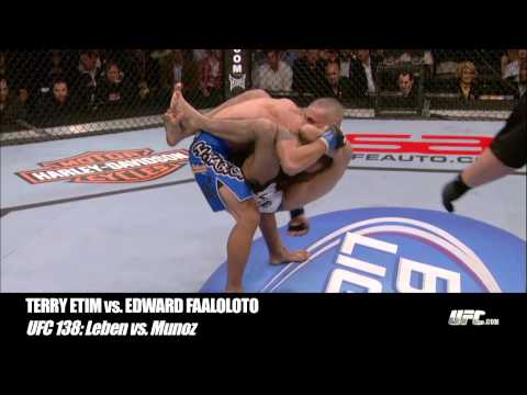 Submission of the Week: Terry Etim vs. Edward Faaloloto