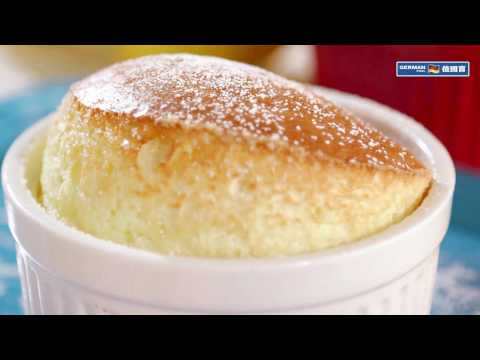 Halogen Cooking Pot Recipe: Souffle
