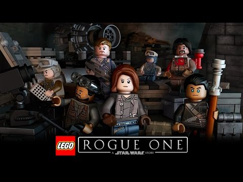 LEGO Star Wars The Force Awakens Video Game: LEGO Rogue One A Star Wars Story Season Pass DLC