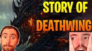 "Asmongold Reacts to ""The True Story of Deathwing"" by Nixxiom - World of Warcraft"