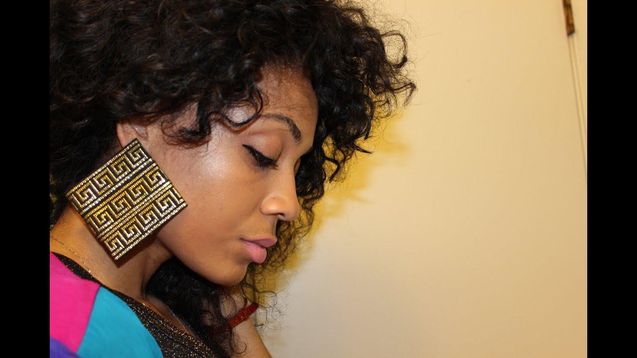 Diy Tribal Earrings Diygawd Youtube