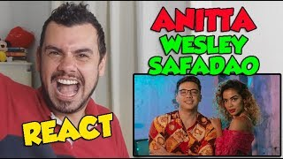 download musica WESLEY SAFADAO E ANITTA - ROMANCE COM SAFADEZA- REACT - Fubá online