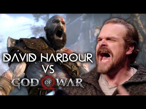 David Harbour vs. God of War thumbnail