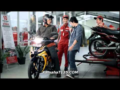 All new Yamaha T135 TVC Jupiter MX Sniper MX 135LC Exciter 135 Spark 135 Crypton X