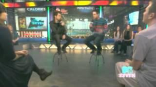 Jared Followill MTV Seven interview